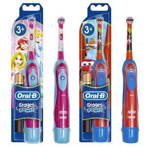 Cepillo de dientes eléctrico Disney