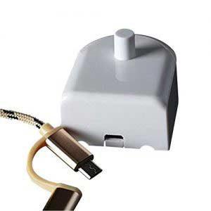 Aptoco - Cargador USB para cepillos Oral-B