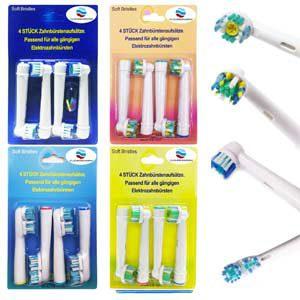 CloundendAM 16 Cabezales para Oral B