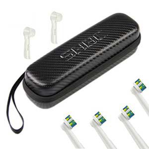 Funda para cepillo de dientes eléctrico