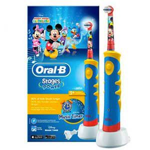 Oral B Stages Power Mickey Mouse