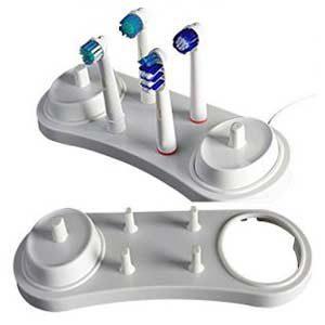 Soporte de cabezales y estación de carga Oral-B