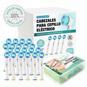 Tillmann's® - Cabezales Para Cepillos Oral-B