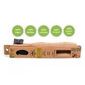 Freakz - Cepillo de dientes de bambú