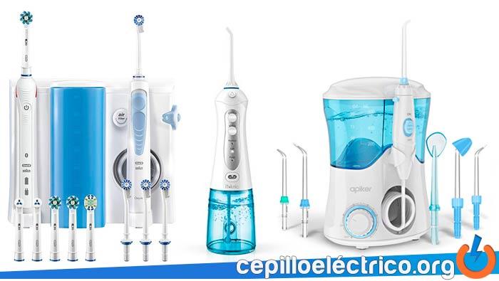 Irrigadores dentales: lo mejor para nuestra boca en casa