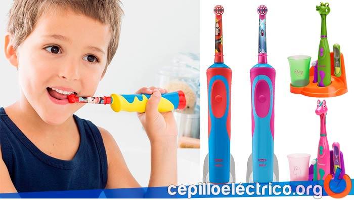 Cepillos eléctricos infantiles
