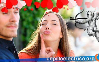 En San Valentín, mejor la boca limpia